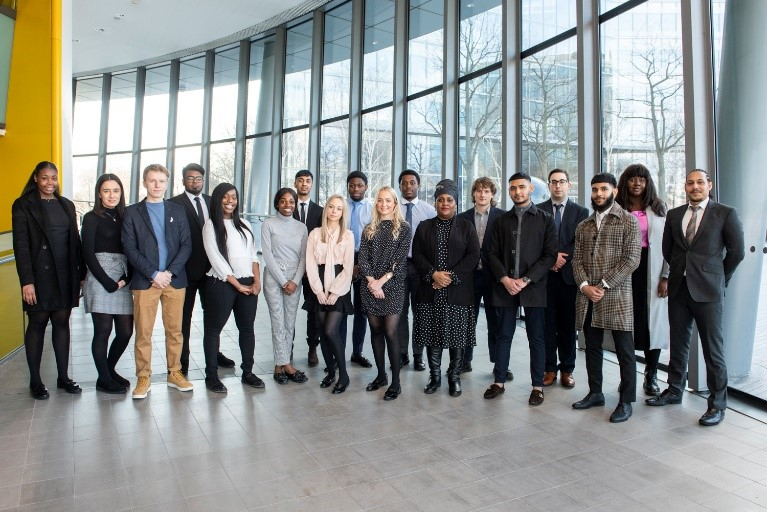Greater London Authority Business Administration Apprentices